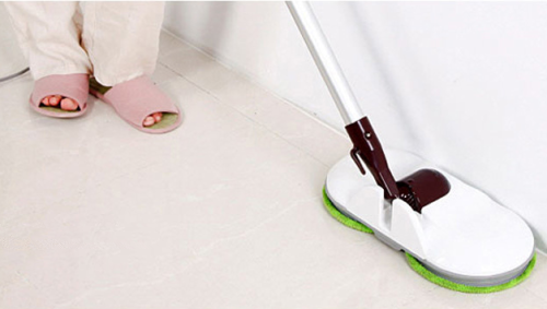 Automatic Dual Spin Electric Cleaning Mop