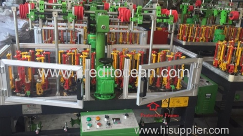 High Speed Rope Braiding Machine/ rope knitting machine