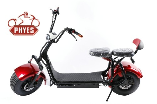 phyes electric scooter two wheel
