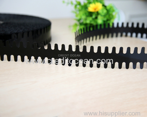 shoelace acetate cellulose film black color