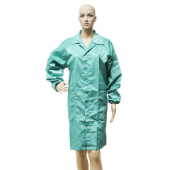 Hot sale high quality soft new design Cleanroom Clothes ESD Suit Uniform Jackets T-shirt Coverall Overcoat