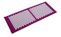 Full Body Acupuncture Massage Bed Mat Relieve Stress Yoga Mat with flower of life nail