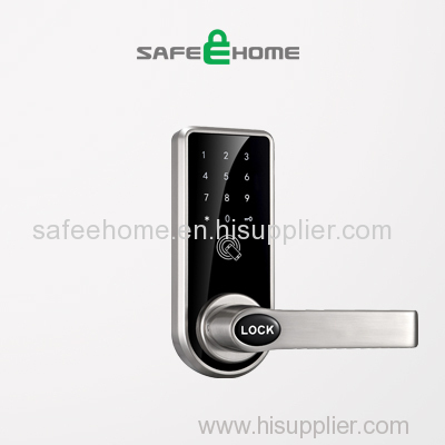 Security Zinc Alloy Bluetooth Password Smart Lock be used for Home Villa Office Hotel Apartment