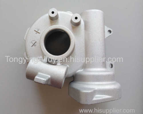 Automobile Electric Steering Gear Aluminum Alloy Parts Precision Die-Casting Housing