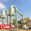 calcium carbonate Raymond mill price with capacity 1-25 t/h