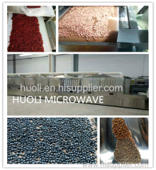 Food Microwave Dryer& Sterilizer/Microwave Nuts Drying and Sterilizing Machine