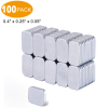 Magnetic Attraction Bar 100PCS 10.6x6.6x1.2 mm
