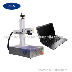 20W fiber laser marking machine from Shenzhen