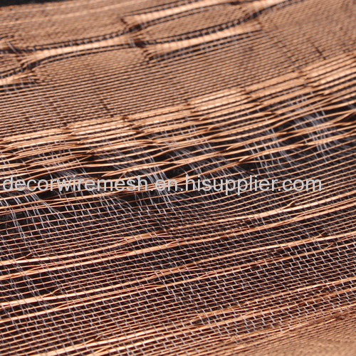 Metal Textile for Laminated glass