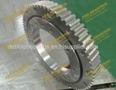 slewing ring bearing (HJ series) supplied by China factory