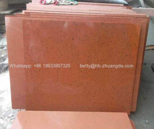 China Asia Red Granite Tiles and Slabs Y9