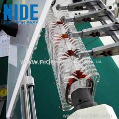 semi auto cnc stator coil making winder electric motor coil winding machine with 4 winding heads