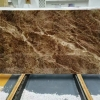 Ice Sugar Brown Onyx Marble Tiles