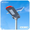 Hot sale solar LED 50W parking lot and area street lighting