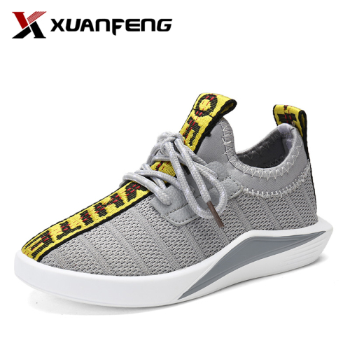 Hyp Sneaker Sports Running Shoes Fly Knitting Style