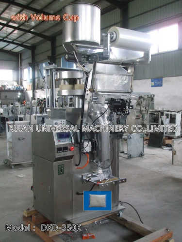 Vertical Automatic Rice Grain Bag Packing Machine Within 100-1000g