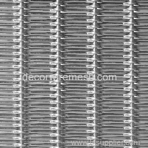 elevator cab decor wall covering mesh