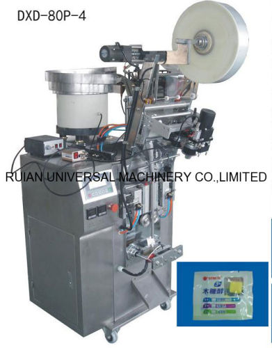 Automatic Medical Capsule Filling Sealing Packing Machine with Auger Auger Filler