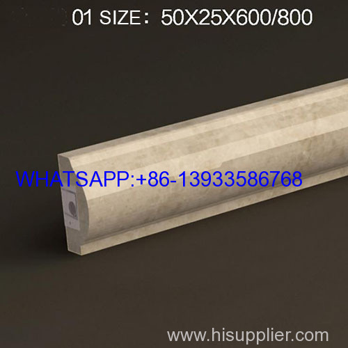 chinese stone marble skirting board