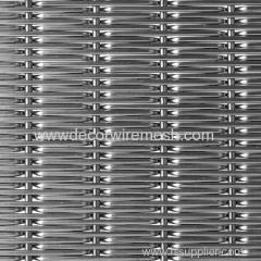 stainless steel elevator mesh crimped woven mesh