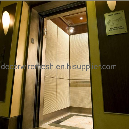 Elevator Cab Wall Decoration