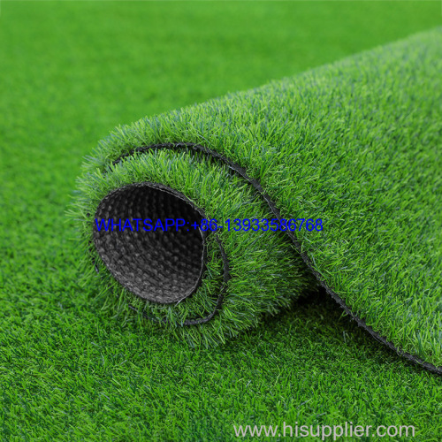 Good quality artificial lawn grass green carpet turf for garden