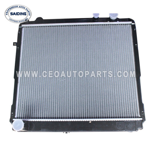 Saiding Wholesale Auto Parts Radiator For Toyota Coaster 1BZFPE 01/2017-