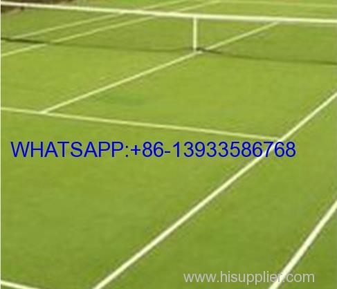 Tennis Floor Outdoor Court Cheap Tennis Grass Cheap Woven Artificial Grass