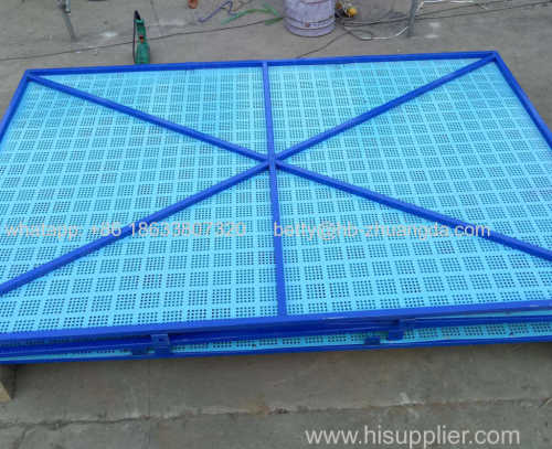 Scaffold Climbing Safety Screen / Movable Frame Netting Y-17