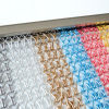 chain link door curtains made of aluminium material
