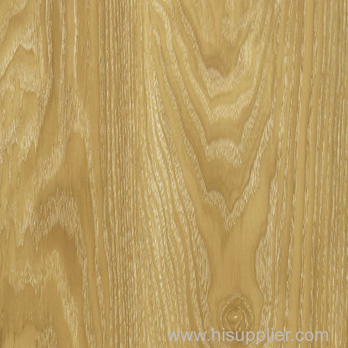 PVC waterproof wear-resistance wood texture film vinyl A-B-A pressed SPC flooring