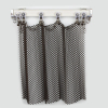 Flexible Decorative Curtain Partition Divider