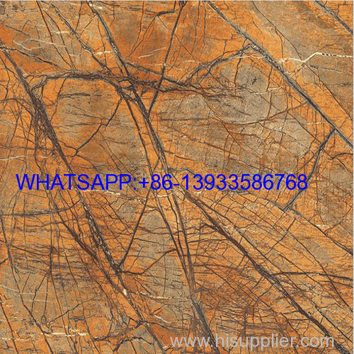 Rainforest Brown Marble for tile & slab