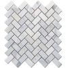 hot sale irregular natural marble mosaic wall tiles