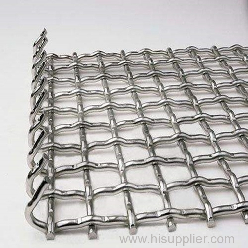 High manganese vibrating screen wire mesh