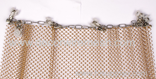 aluminum room divider curtain screen