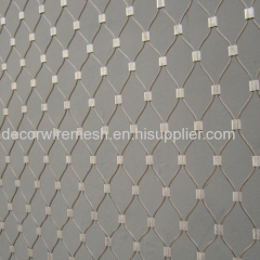 Stainless steel cable wire mesh