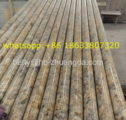 Luxurious Multi-colored Golden Granite Stone Slabs / Tiles Y-26