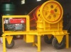 Mobile Diesel Engine Jaw Crusher Capacity 30~60 t/h