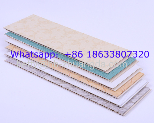 Interior Decoration Material PVC Integrated wall board Environmental Level E0 Y-32