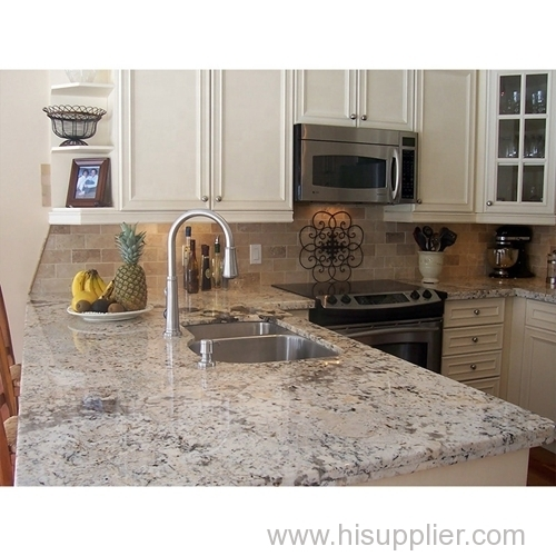 Custom Pre Cut Granite Dine Kitchen Table Top for Sale