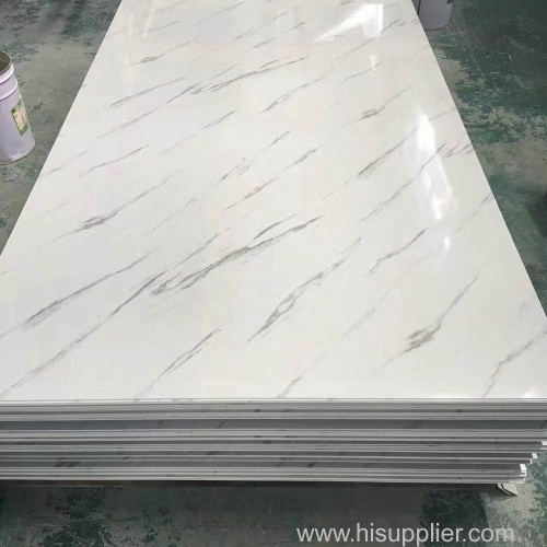 Fashion Waterproof and Friendly Solid pvc marble floor