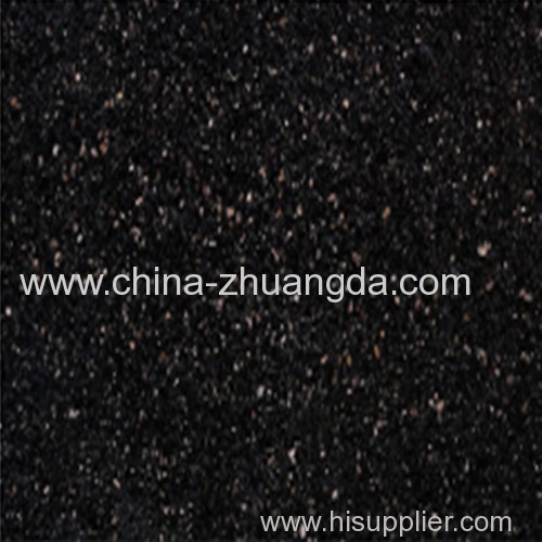 Nature granite per meter chinese black galaxy granite stone flooring for sale J-52