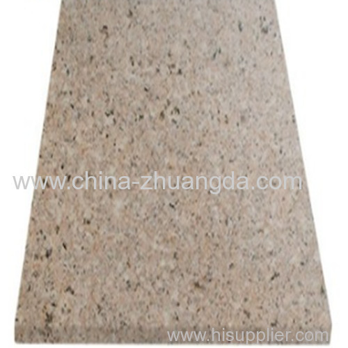 Size of China original nice standard pink granite slab J-56