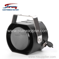 Starway Warning Motorcycle Three -Tone Horn siren speaker