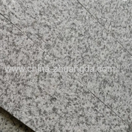 Polished granite slabs Sesame White Granite G603 J-62