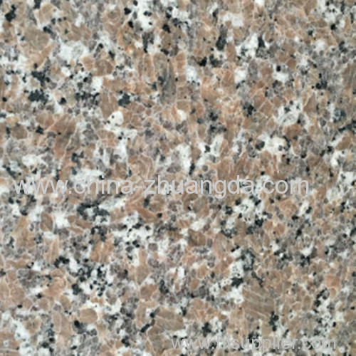 Polished Pink Granite with good quality J-63