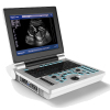 laptop black&white ultrasound diagnostic equipment