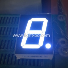 Ulrta White 1-inch common anode single digit 7 segment led display for elevator position indicator