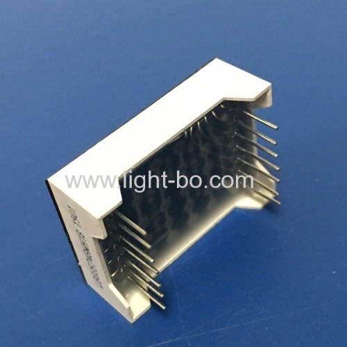 Ultra White 14 pins 1.1-inch 3.39x3.39mm 5 x 7 square dot matrix led display for Elevator position indicator